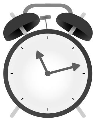 Image result for late start day clipart